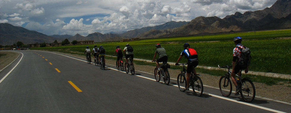 Tibet Cycle Tour