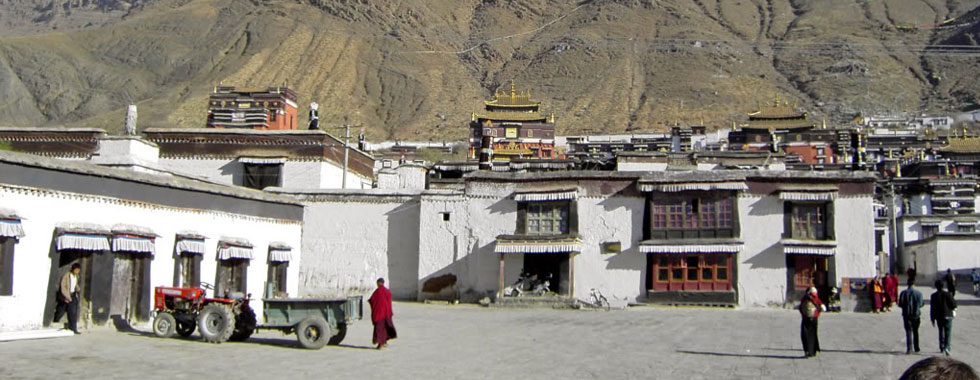 Tsetang and Samye Monastery Tour